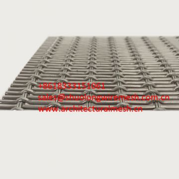 XY-1238 Stainless Steel Architectural Woven Mesh  for Wall and Celing