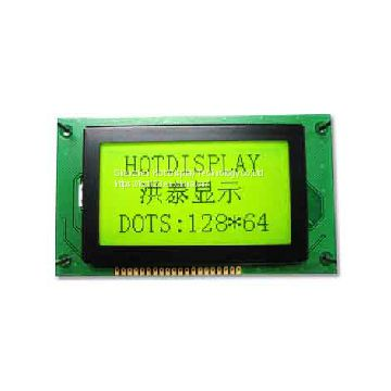LCD Model: Graphic  HTM12864A
