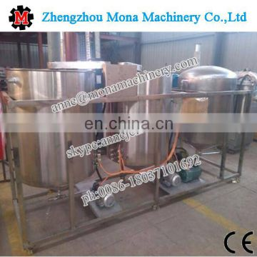 900l Small Scale Palm Oil Refining Machinery Oil Production Line Edible Oil Refining Machine