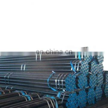ASTM ERW double wall gi line steel pipe