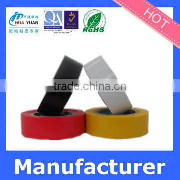 Hot sales PVC single side electrical insulating tape adhesive tape                                                                         Quality Choice