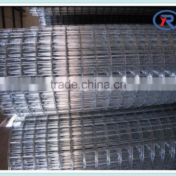 cheap price Electric galvanized welded wire mesh fence