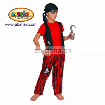 Pirate boy Costume(09-015) as party costume for boy with ARTPRO brand