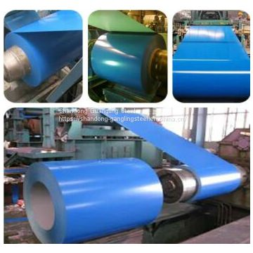 PPGI metal roofing sheet wrinkle finish PPGI coil hot rolled/cold rolled prepainted galvanized steel coil