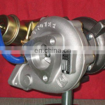 GT22 turbocharger