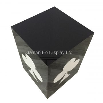 Ho Display Custom Acrylic Podium for Bag/Shoe Display Stands