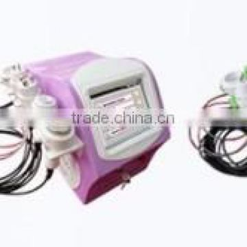 New 5 in 1 portable cavitation slimming skin tight machine