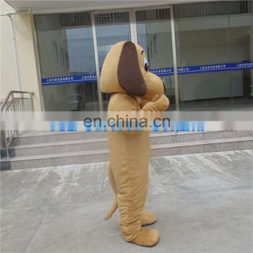 Manlian factory long ear dog easy mascot costumes courser costumes