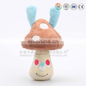 Factory wholesale cartoon stuffed bulk finger puppet baby toy