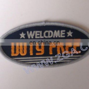 Badge,embroidery, trims , cloth accessories