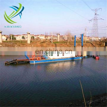 Kaixiang supply export to africa diamond suction used gold dredger price