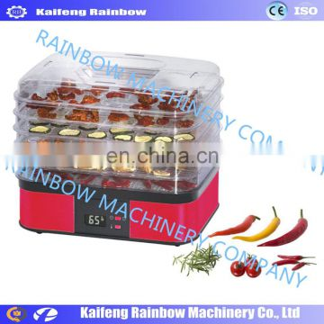 Hot Popular High Quality meat drying machine Fruit Dehydrator Machine / Lemon Drying Machine