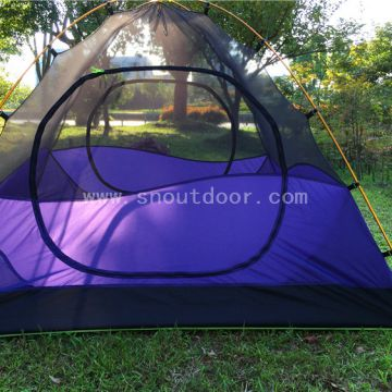 3 Man Camping Tent Outdoor Hiking Equipment