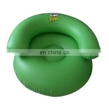 pvc inflatable armchair