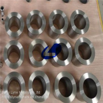 Supplier EFW Titanium /Nickel welding pipe and Pipe fittings witn RT test