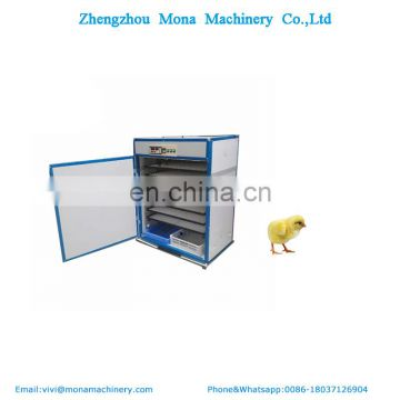 High Hatching Rate Automatic Egg Incubator