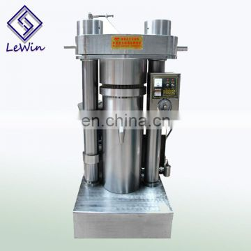 2018 high yield coconut oil processing machine linseed oil expeller