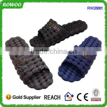 China Promotional Fashion men PVC slide Outdoor slippers