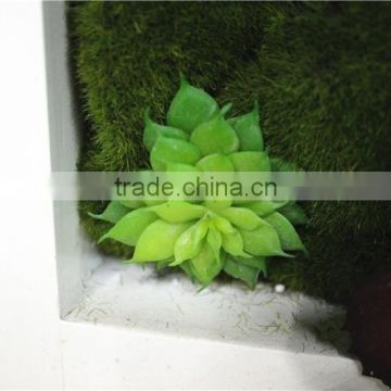 Home garden deco 25cm to 200 cm long artificial green unique mini grass head wall plant EJPZWQ1501 1201