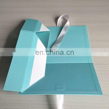 custom wholesale new design luxury black, white leather paper jewerly box