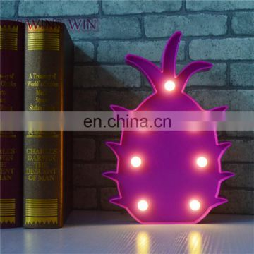China factory supply creative night light for kids Children's room led decoration light wholesale cartoon night light