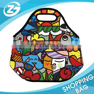 Cooler Insulation Lunch Bags & lunchboxes Thermal Bag Lunch Box For Kids Cooler Tote Hand Neoprene Bag