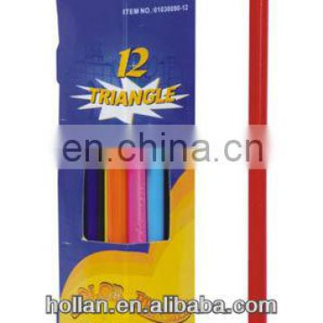Triangular Coloured Pencil