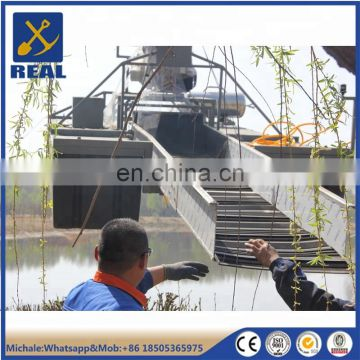 8 inch gold dredge river alluvial gold mining equipment  for sale