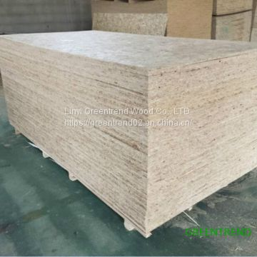 OSB used for construction from Greentrend