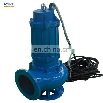 submersible muddy water pump with auto coupling