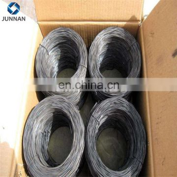 Black Thicker Oil Tempered Spring Steel Wire