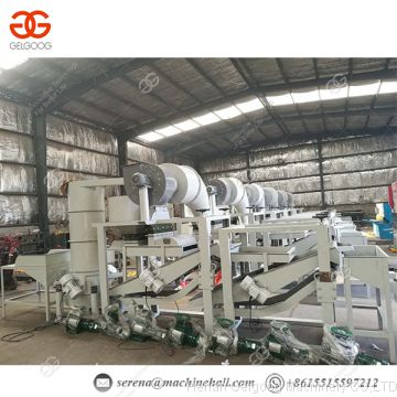 sunflower seeds shelling machine Automated program operation