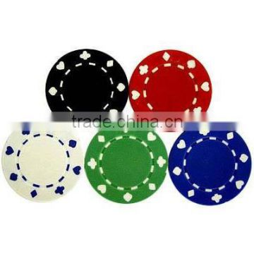 Casino Play Card Chip