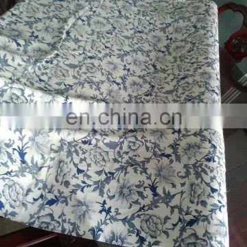 16m/m silk satin fabric--printed