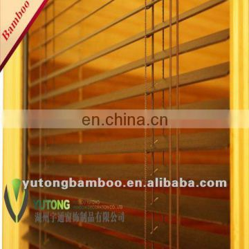 Indoor Bamboo Venetian Curtain roller blind window blind