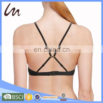 Wholesale Latest Sexy Transparent School Girl Wear Net Bra