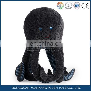 2016 Hot selling plush sea animal moving small octopus plush toy