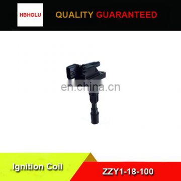 Ignition coil ZZY1-18-100 ZL01-18-100 for Mazda