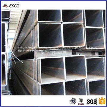 Q195 factory price Square and Rectangular Steel Tube made in tangshan