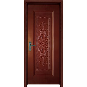 waterproof pvc film coated wpc door