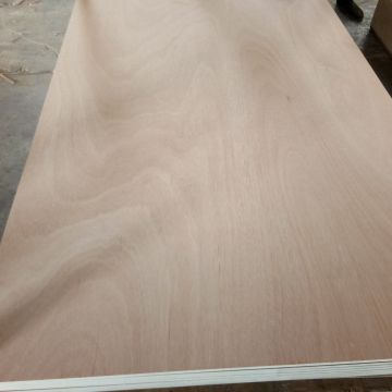 18mm thick 4x8 ordinary Poplar Core bintangor plywood and okoume veneered commercial plywood for furniture