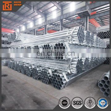 erw welded steel pipe for sale galvanized coating conduit tube
