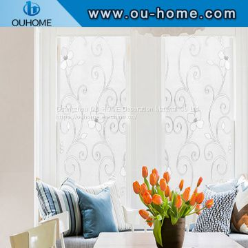 H9706 3D static privacy protection window film