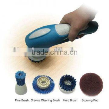 Cordless Bathroom Cleaner Electric Kitchen Scrubber Window And - Electric bathroom cleaning brush