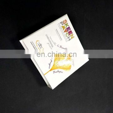 Wholesale zeal-x packing cosmetic skin care product paper gift set packaging box