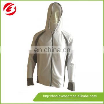 China Professional fishing shirts with anti-uv functions