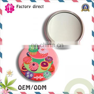 Cheap Decorative Small cosmetic bag mirror for craft