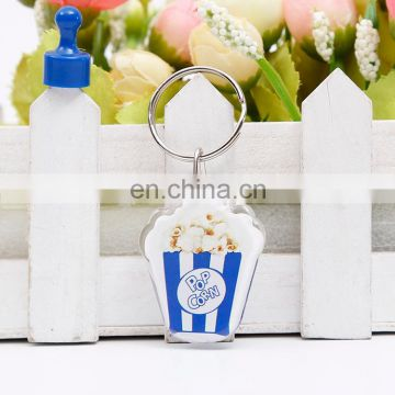 Lightweight Creative Eco-Friendly Acrylic keychain