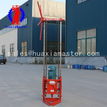 QZ-2A type three phase electric sampling drill Core drilling rig in mine drilling rig