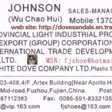 Fujian Provincial Light Industrial Import & Export (Group) Corp.